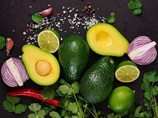 Собирать пазл Авокадо онлайн