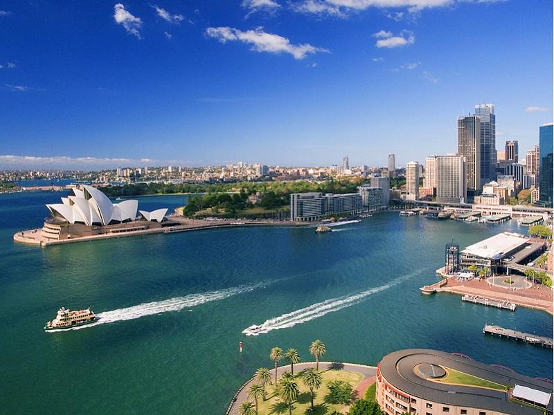 Пазл Собирать пазлы онлайн - Австралия