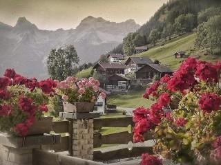 Собирать пазл Австрия онлайн
