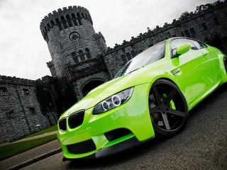 Собирать пазл Автомобиль BMW онлайн
