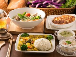 Собирать пазл Азиатская кухня онлайн