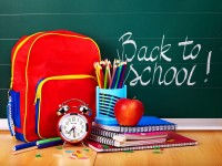 Собирать пазл Back to school онлайн