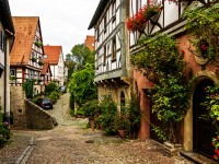Собирать пазл Бад Вимпфен Германия онлайн