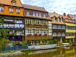 Собирать пазл Бамберг Германия онлайн