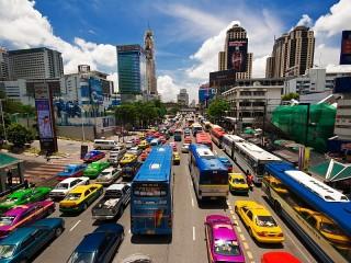 Собирать пазл Бангкок онлайн
