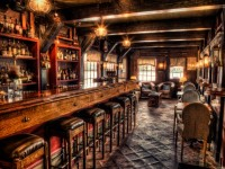 Собирать пазл Бар в Амстердаме онлайн