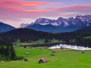 Собирать пазл Бавария  онлайн