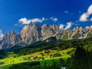 Собирать пазл Баварские горы онлайн
