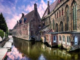 Собирать пазл Бельгия онлайн