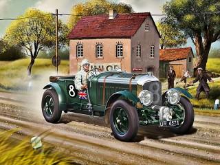 Собирать пазл Bentley онлайн