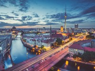 Собирать пазл Берлинская телебашня онлайн