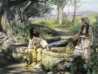 Собирать пазл Библейская история онлайн