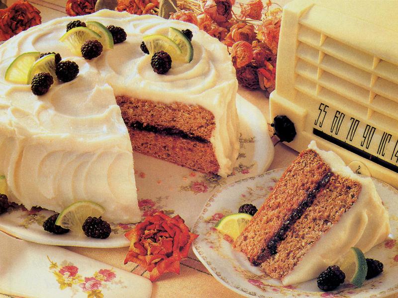 Пазл Собирать пазлы онлайн - Бисквитный торт