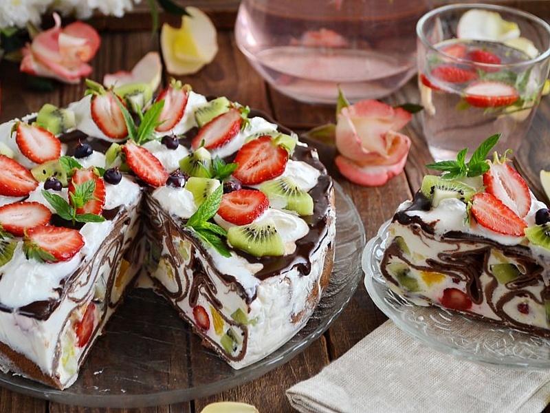 поклонники оформление блинного торта рецепты с фото аристократических интерьеров данная