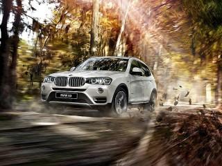 Собирать пазл BMW онлайн