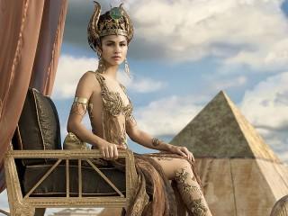Собирать пазл Боги Египта онлайн