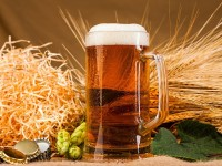 Собирать пазл Бокал пива онлайн