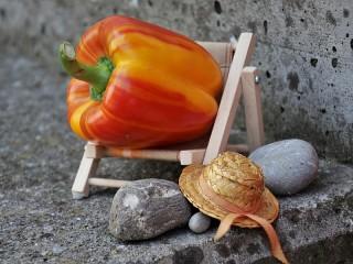 Собирать пазл Болгарский перец онлайн