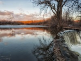 Собирать пазл Большая вода онлайн