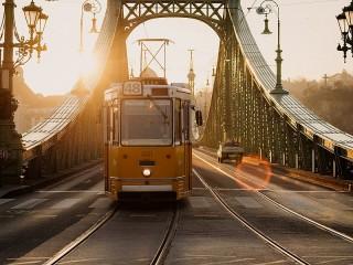 Собирать пазл Будапешт онлайн