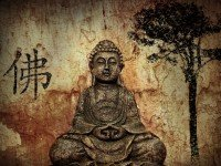 Собирать пазл Будда онлайн
