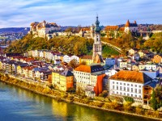Собирать пазл Бургхаузен Германия онлайн