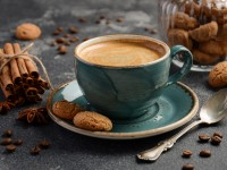 Собирать пазл Чашечка кофе онлайн