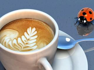 Собирать пазл Чашка кофе онлайн