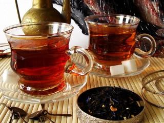 Собирать пазл Чай онлайн