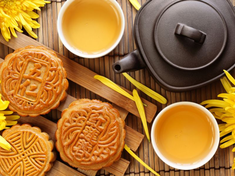 Пазл Собирать пазлы онлайн - Чайные традиции
