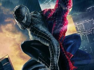 Собирать пазл Человек-паук онлайн