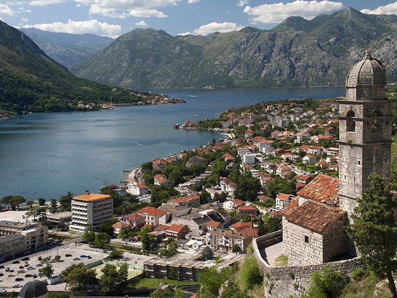 Пазл Собирать пазлы онлайн - Черногория