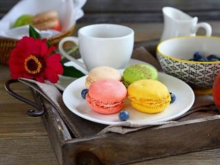 Собирать пазл Четыре печенья онлайн
