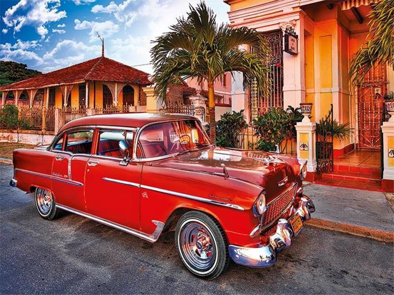 Пазл Собирать пазлы онлайн - Chevrolet