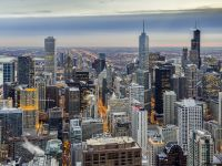 Собирать пазл Чикаго онлайн