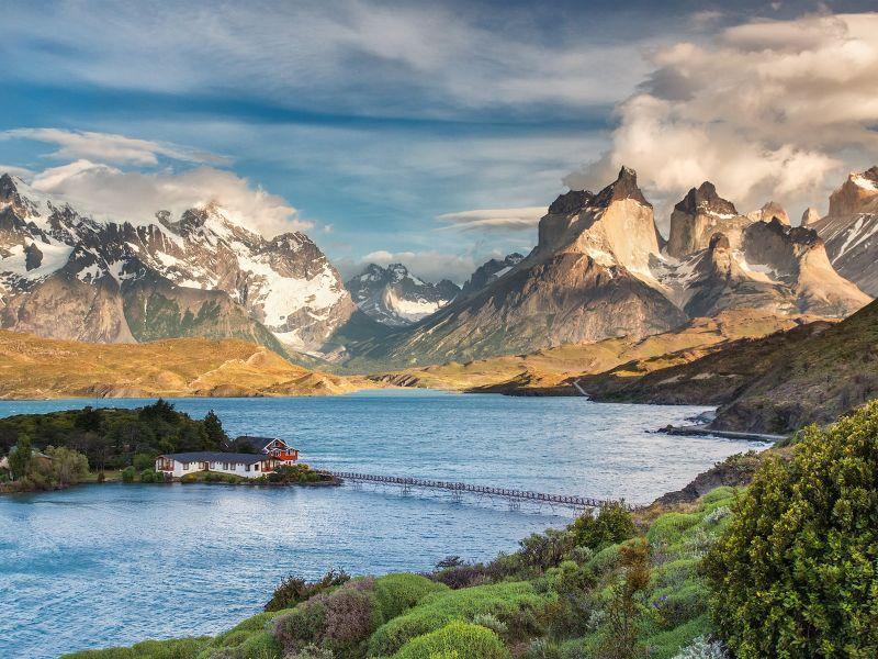 Пазл Собирать пазлы онлайн - Чили_Патагония