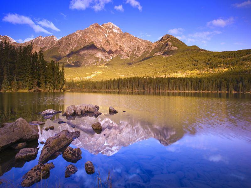 Пазл Собирать пазлы онлайн - Чистая вода