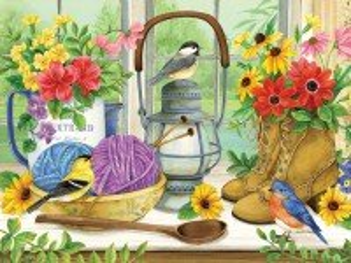 Собирать пазл Cтранная ваза онлайн