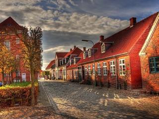 Собирать пазл Дания онлайн