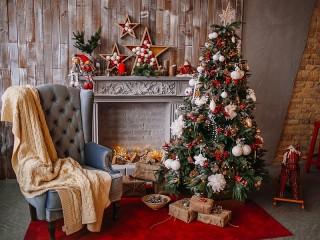 Собирать пазл Декор на праздник онлайн