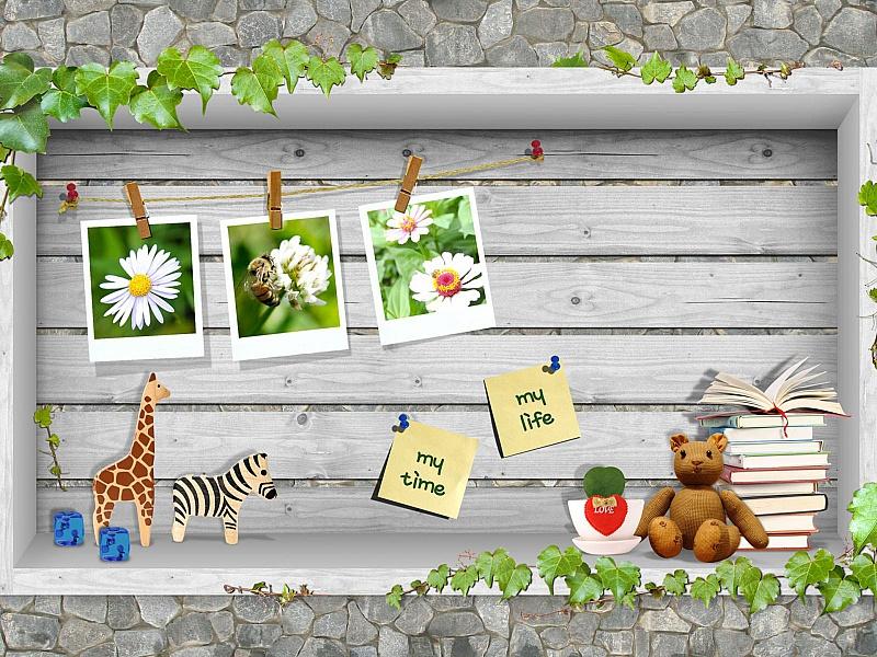 Пазл Собирать пазлы онлайн - Декоративное окно