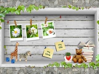 Собирать пазл Декоративное окно онлайн
