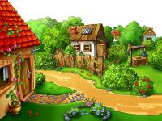 Собирать пазл Деревня летом 2 онлайн