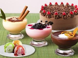 Собирать пазл Десерт на выбор онлайн