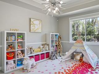 Собирать пазл Детская комната онлайн