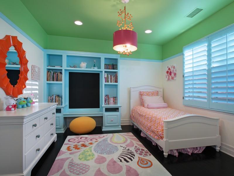 Пазл Собирать пазлы онлайн - Детская спальня