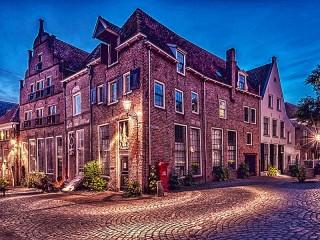Собирать пазл Девентер Нидерланды онлайн