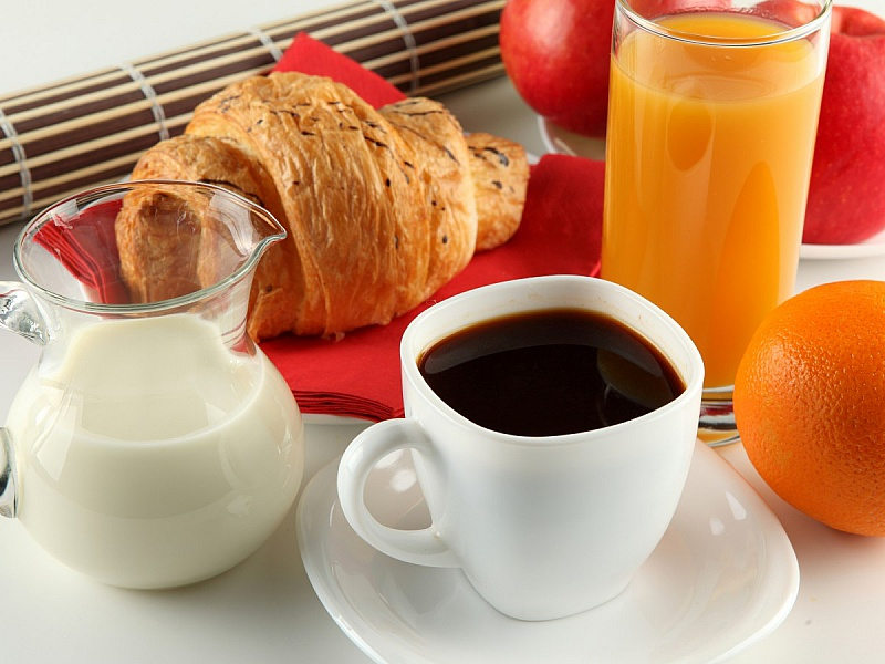 Пазл Собирать пазлы онлайн - Завтрак