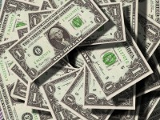 Собирать пазл Долларовые купюры онлайн
