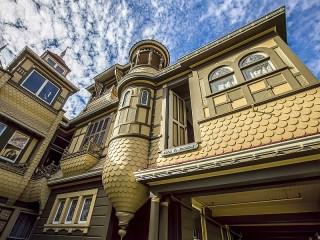 Собирать пазл Дом Винчестеров онлайн